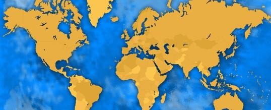 Weltweit bewerben – wie geht das?
