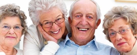 Ältere sind zwar langsamer, kennen aber die Abkürzungen.