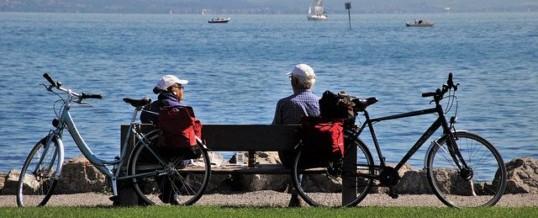 Schiebe Dein gutes Leben nicht auf den Zeitraum des Ruhestandes.